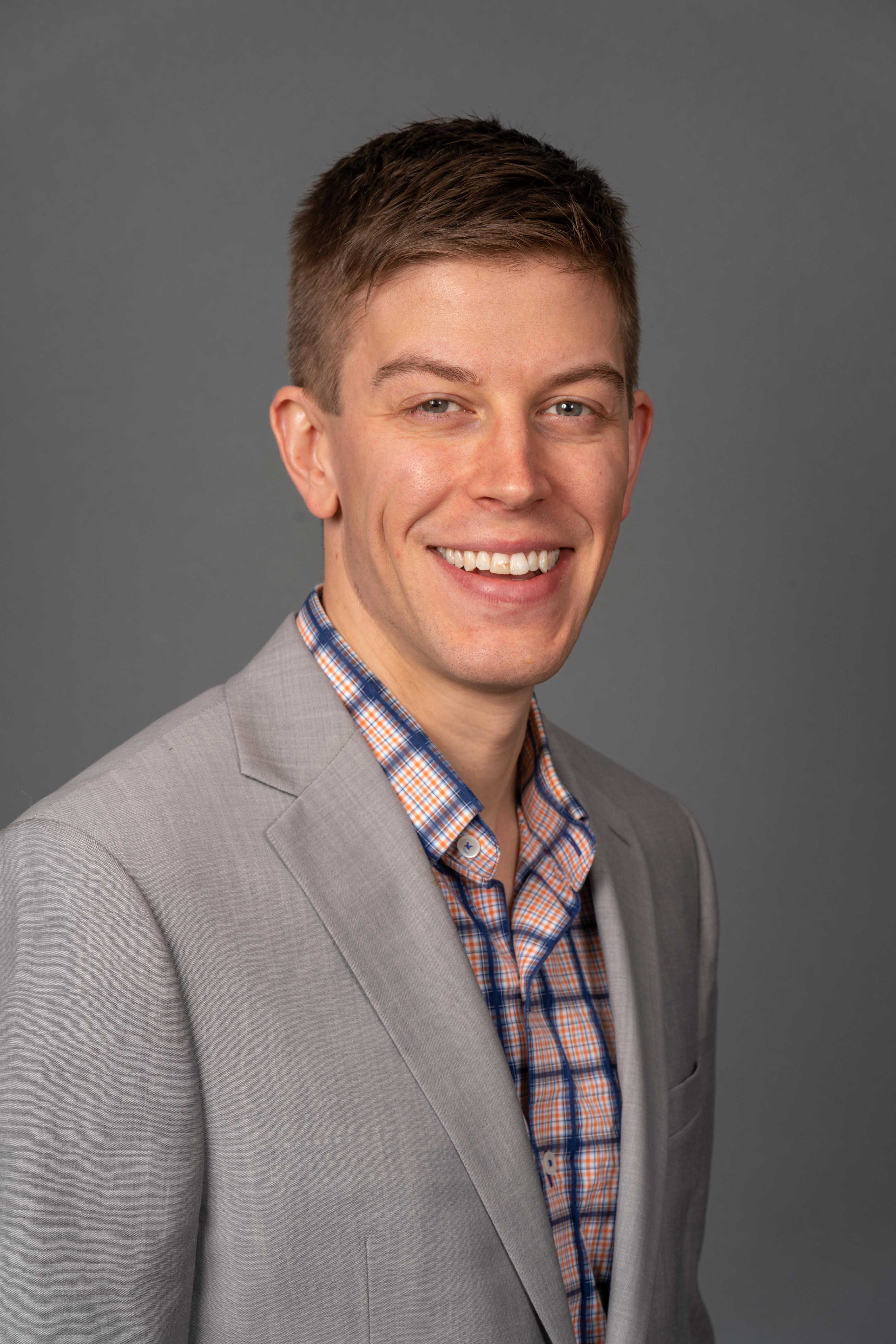Brad Fetes Portret