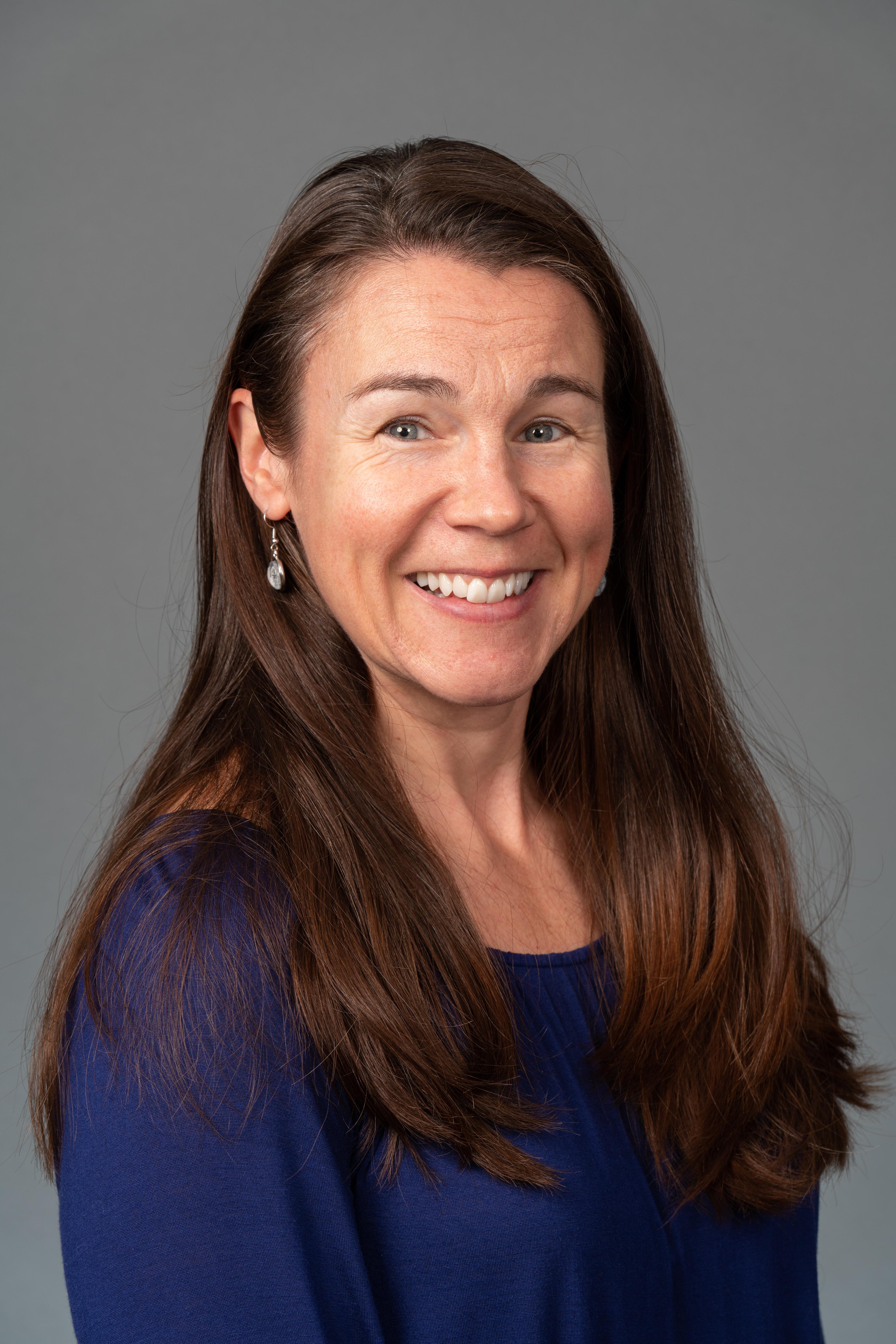 Kimberley Sallie Portret
